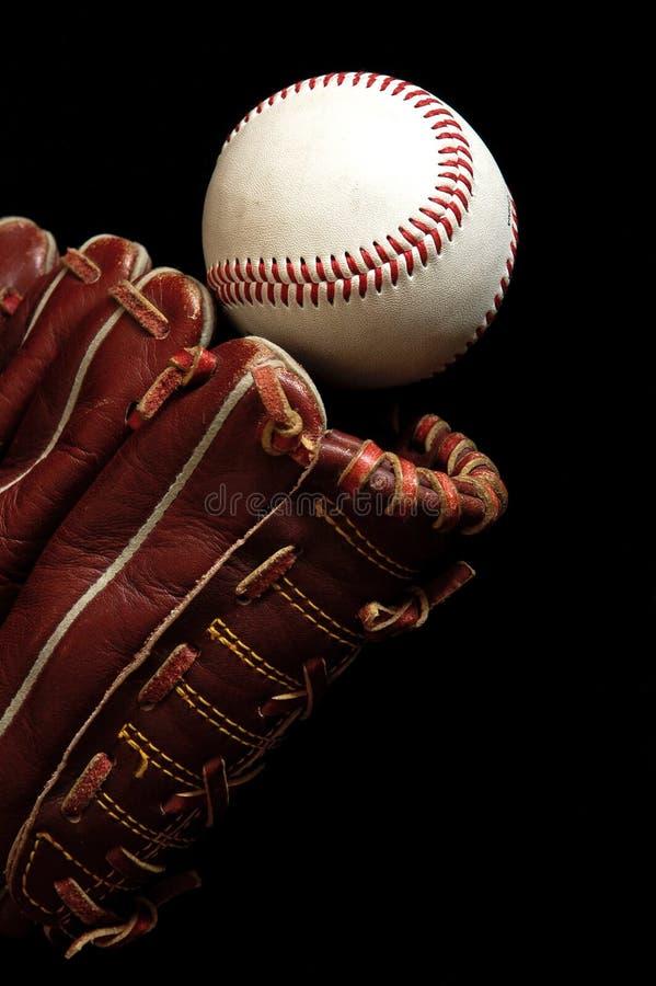 Retén del béisbol fotos de archivo libres de regalías