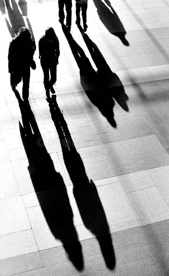Download Retail Shadows stock photo. Image of moving, centre, concept - 8021288