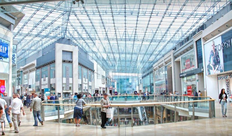 Retail shopping stock image