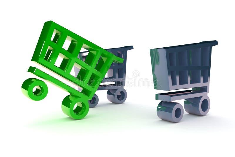 Download Retail Success stock illustration. Illustration of idiom - 21068530