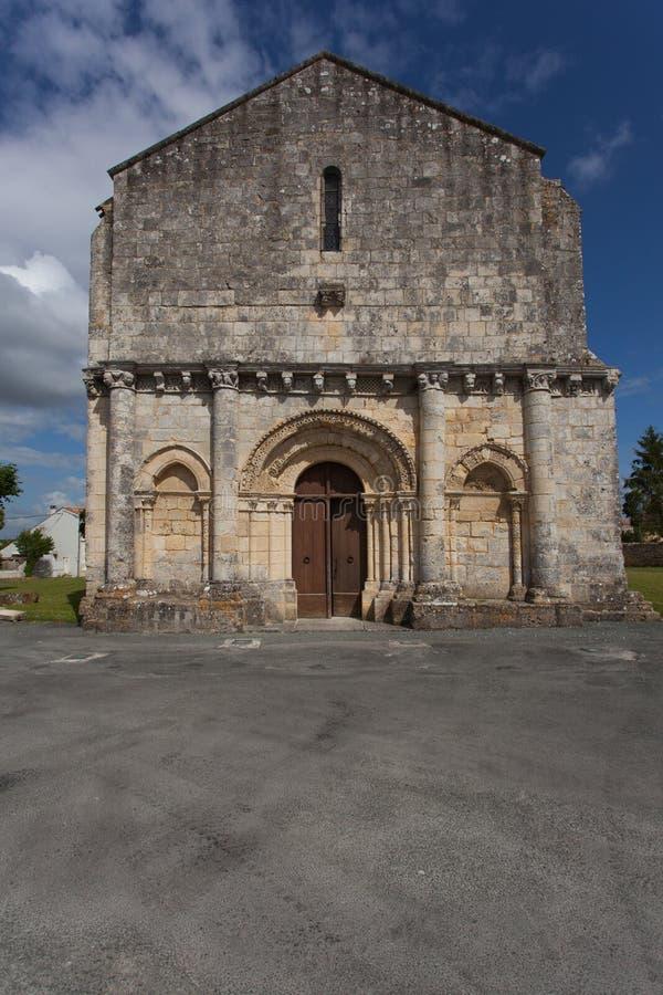Retaudkerk royalty-vrije stock afbeeldingen