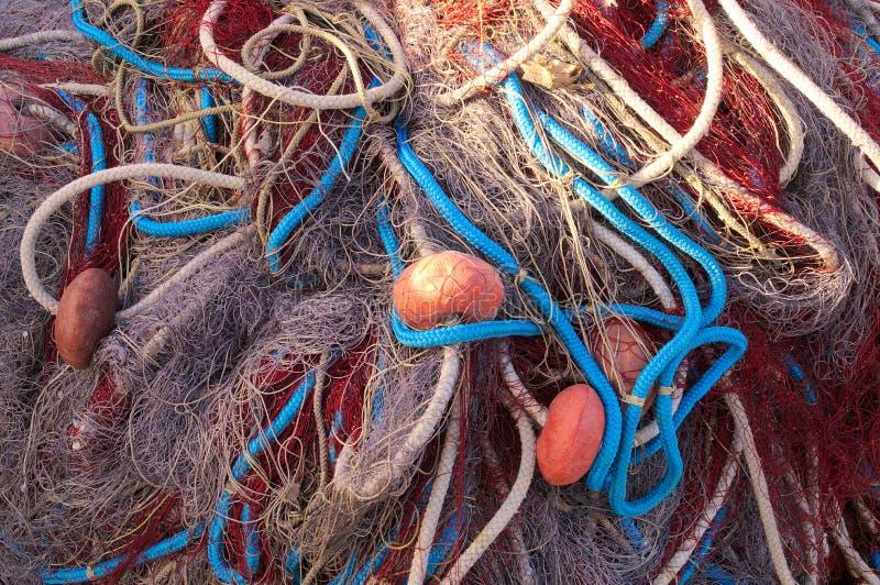 Rete da pesca immagine stock libera da diritti