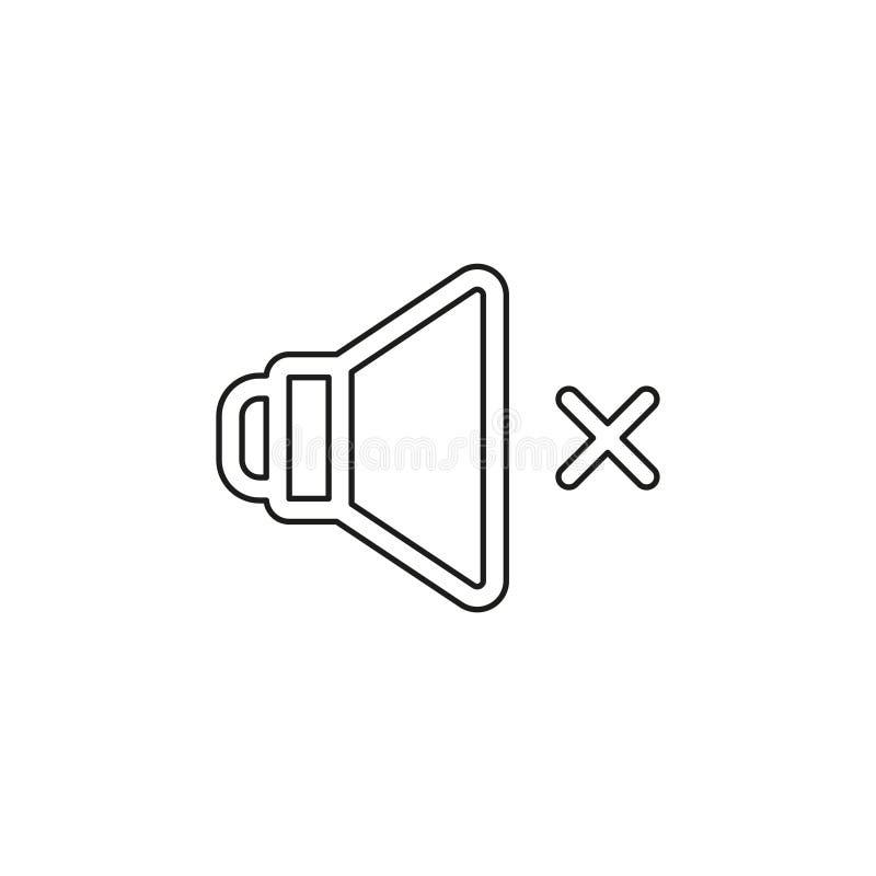Retentissez l'ic?ne de vecteur illustration de vecteur
