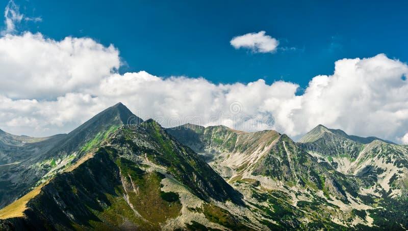 Retezat mountains royalty free stock photography