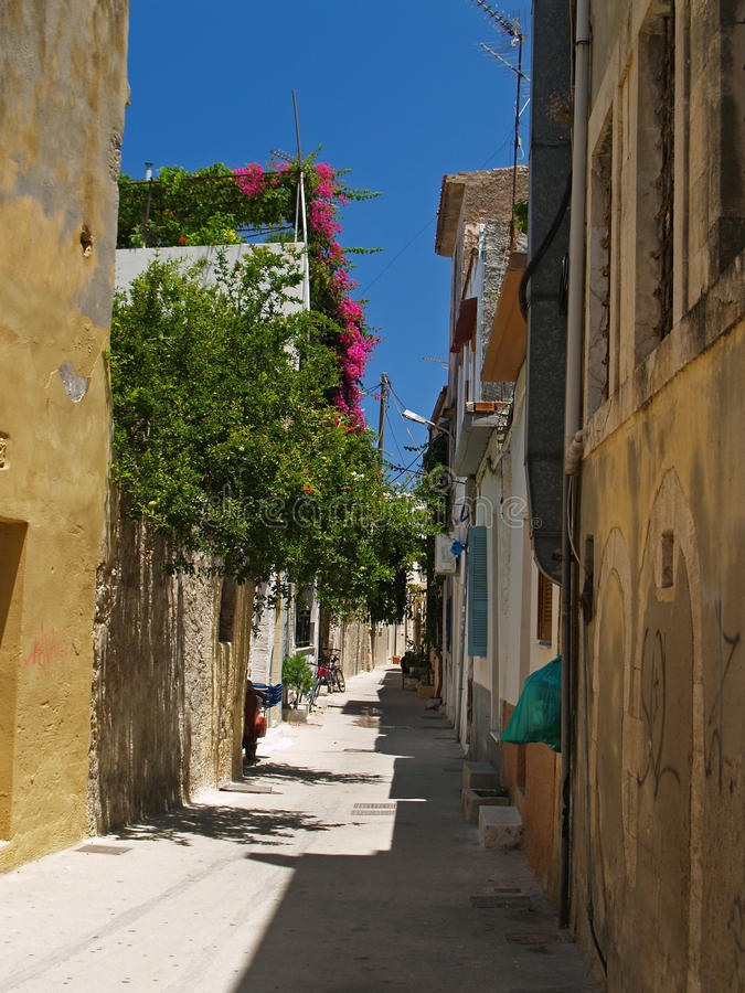 Download Rethymnon - Crete stock image. Image of island, destination - 10418551