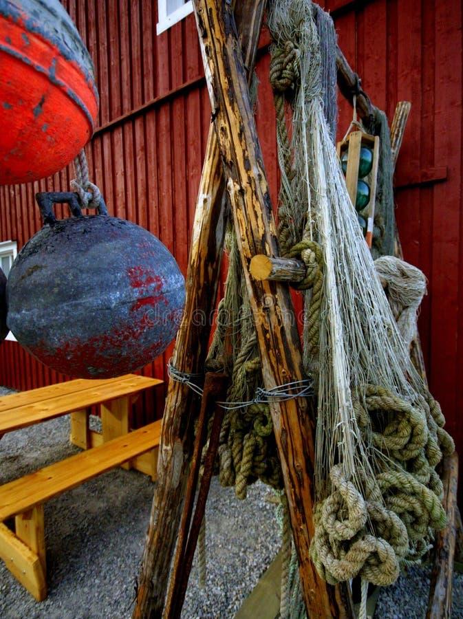 Download Reti da pesca immagine stock. Immagine di grab, asciutto - 7310561