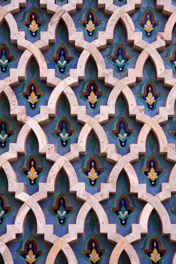 Reticolo arabo immagini stock libere da diritti