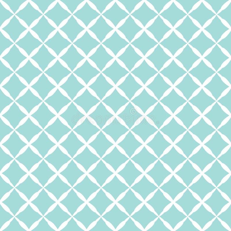 Reticolo Blu Fotografie Stock Libere da Diritti