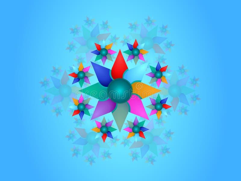 Reticolo Colourful fotografia stock