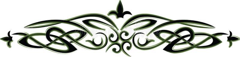 Reticolo del Celt immagini stock