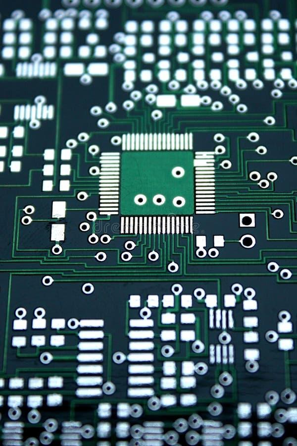 Download Reticolo del CPU fotografia stock. Immagine di programma - 7300788