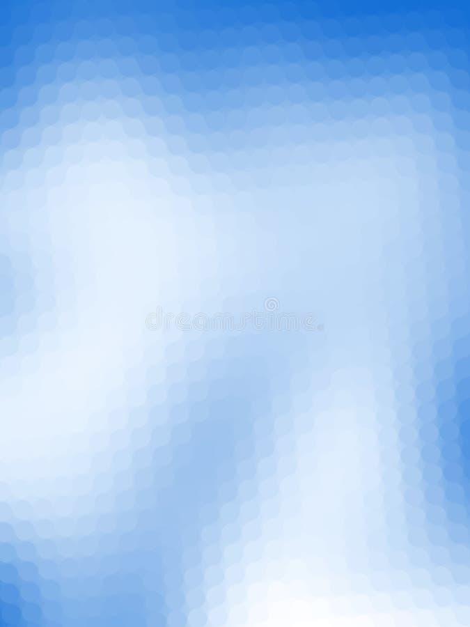 Reticolo del punto illustrazione vettoriale