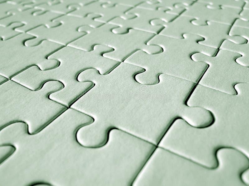 Reticolo del puzzle fotografie stock