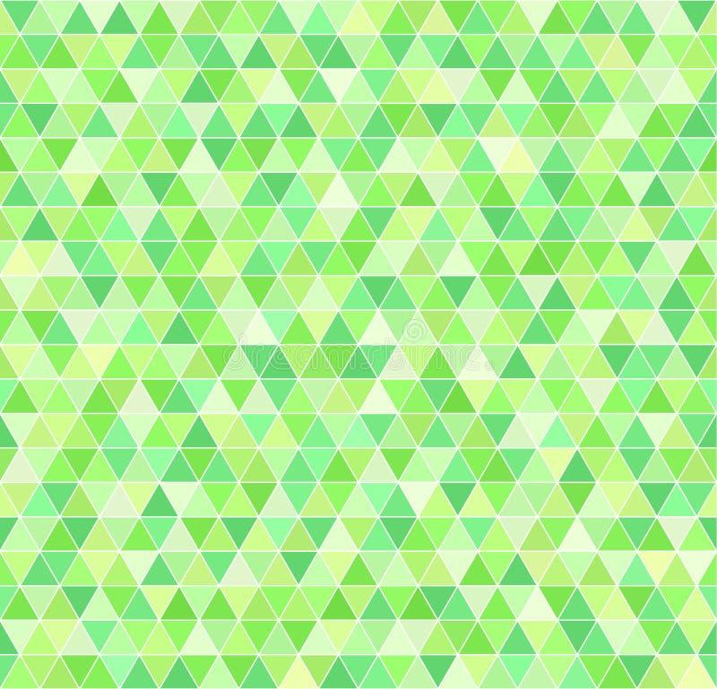 Reticolo del triangolo Priorità bassa geometrica senza giunte di vettore royalty illustrazione gratis