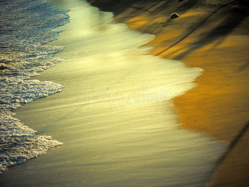 Reticolo di onda. fotografia stock libera da diritti