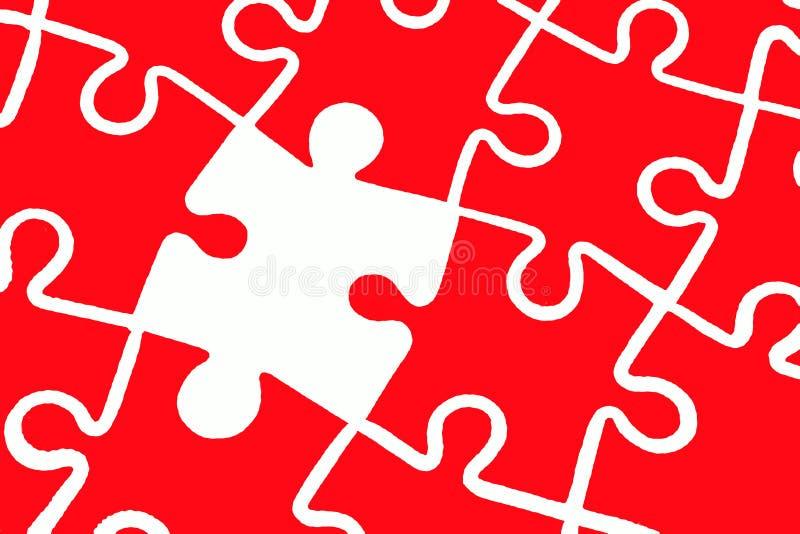 Reticolo di puzzle illustrazione di stock illustrazione - Collegamento stampabile un puzzle pix ...