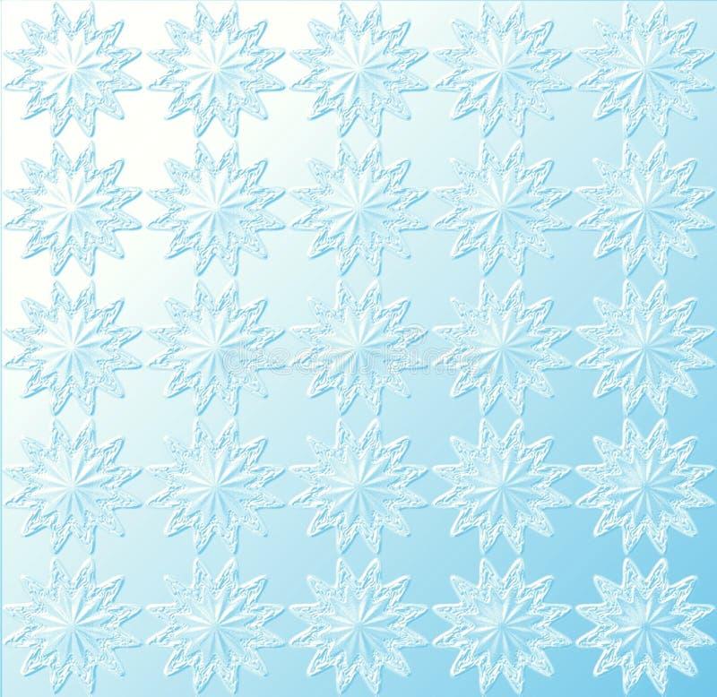 Download Reticolo Di Stella - Blu-chiaro Illustrazione di Stock - Illustrazione di lucido, modello: 216385