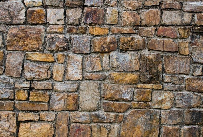 Reticolo di vecchia parete di pietra fotografia stock libera da diritti