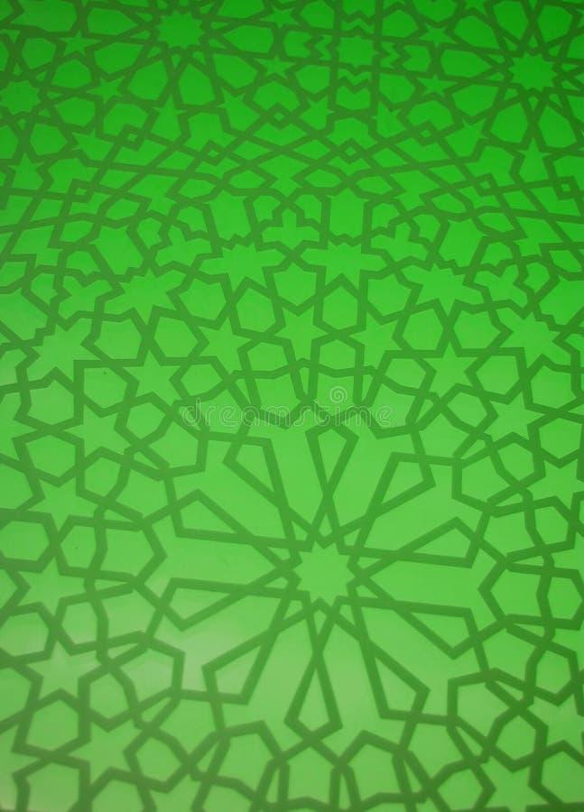 Reticolo geometrico islamico royalty illustrazione gratis