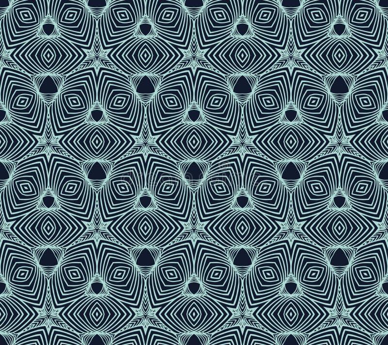 Reticolo geometrico lineare disegno della carta da parati for Carta da parati arte