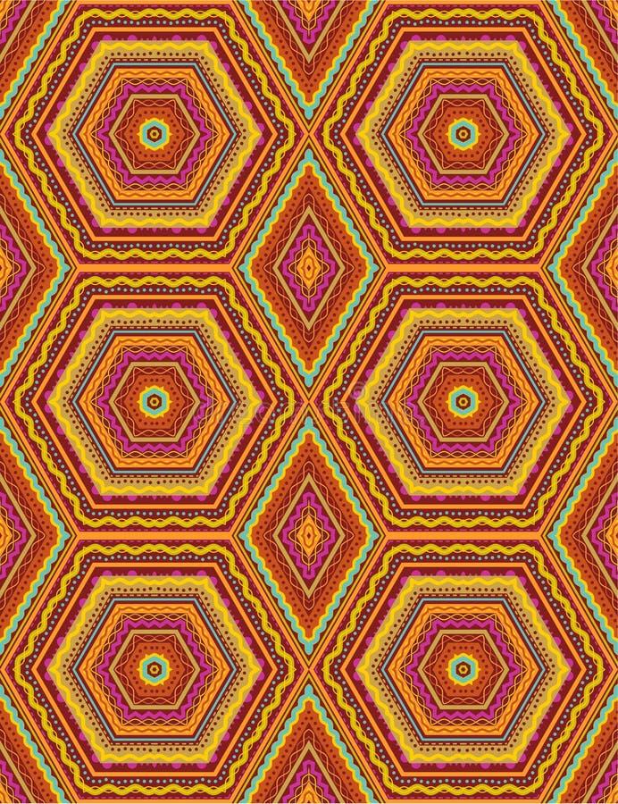 Reticolo geometrico senza giunte