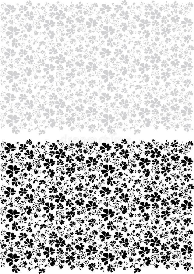 Reticolo grigio nero fotografia stock libera da diritti