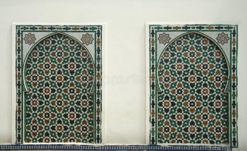 Download Reticolo marocchino immagine stock. Immagine di bello - 3894407