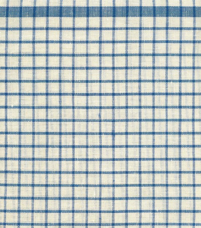 Reticolo quadrato della tessile immagine stock