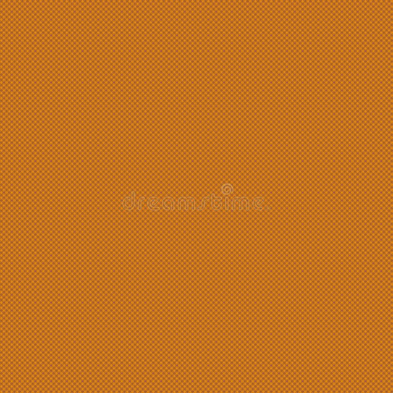 Reticolo senza giunte del tessuto illustrazione vettoriale