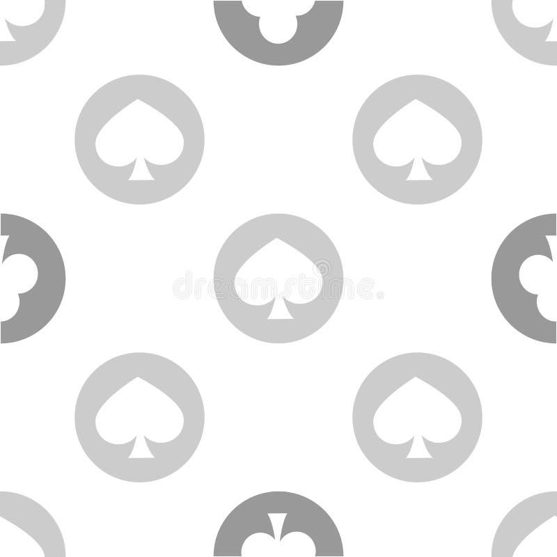 Reticolo senza giunte Illustrazione di ENV 10 usato per la stampa, i siti Web, la progettazione, il ukrasheniayya, l'interno, i t illustrazione vettoriale
