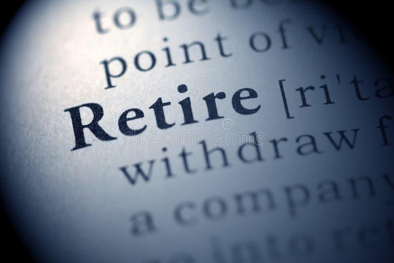 retire zdjęcia royalty free