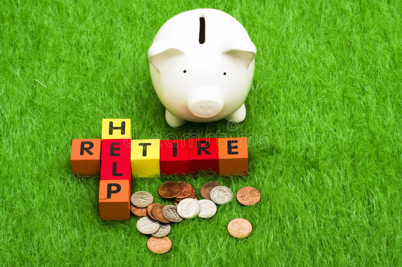 Download Retire And Help Stock Images - Image: 5265554