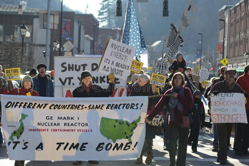 Download Retire Vermont Yankee Rally Editorial Image - Image: 27931145