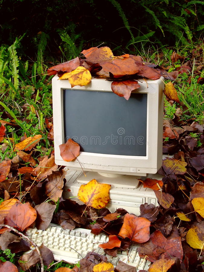 Download Retired Computer stock photo. Image of forgotten, dated - 9614356