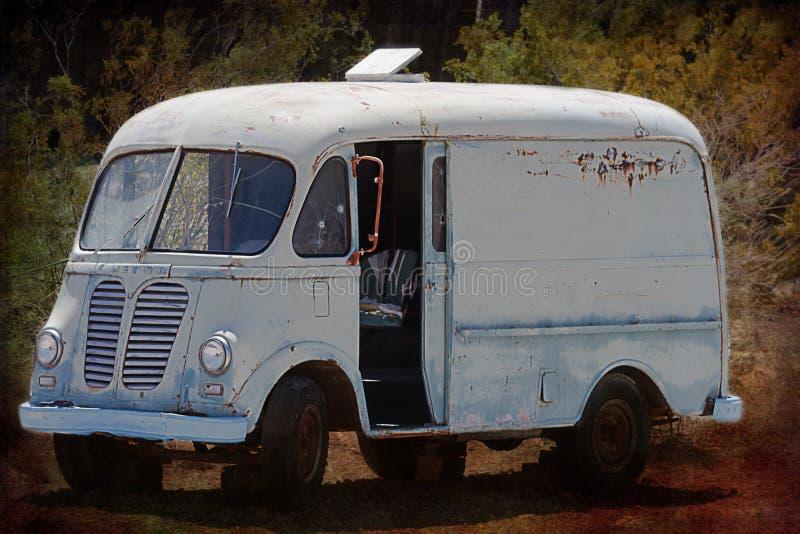 Retired Junk Van