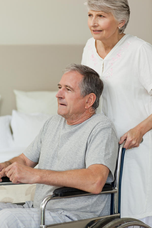 Download Retired man stock photo. Image of insurance, human, health - 18253992