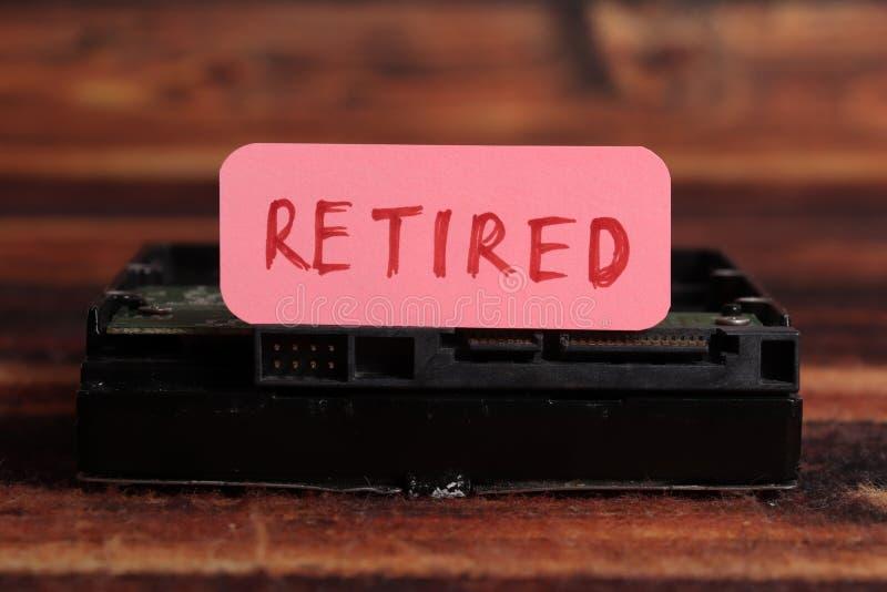 retired zdjęcia stock
