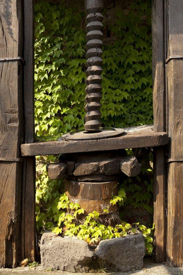 Download Retired wine press stock image. Image of banfi, nostalgia - 26625265