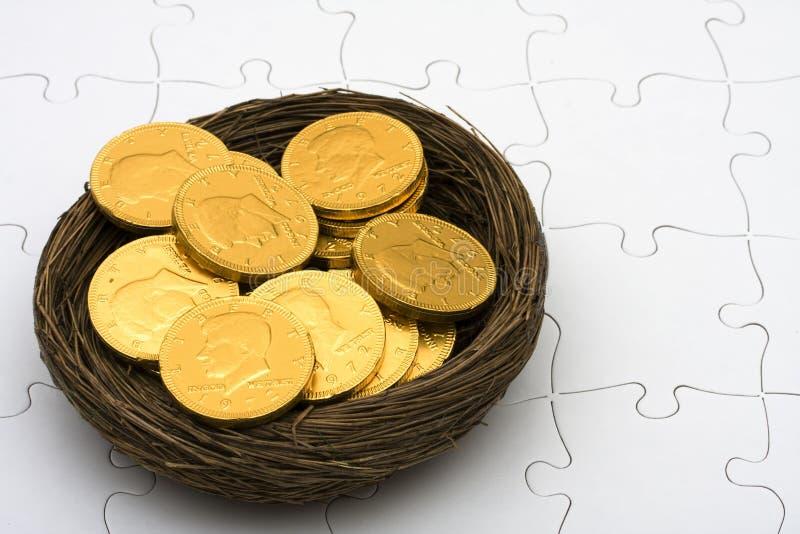 Download Retirement Nest Egg stock photo. Image of copy, understand - 6059178