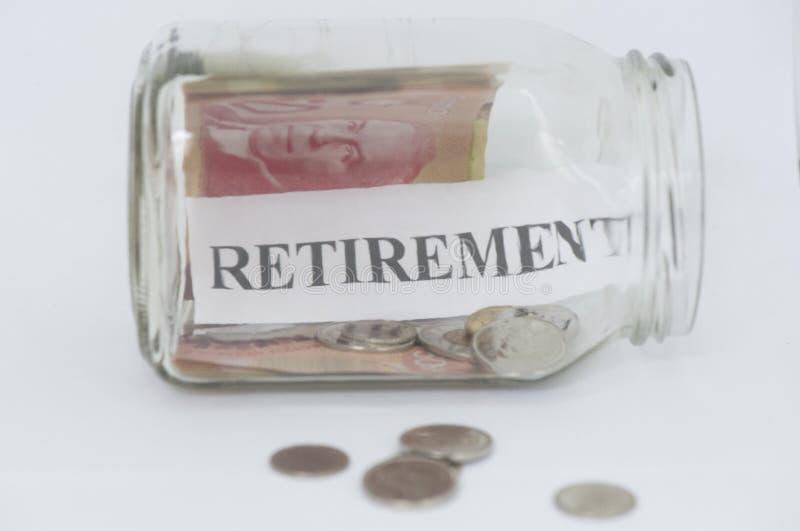 Retirment image stock