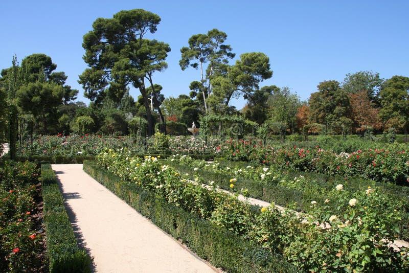 Download Retiro park stock photo. Image of parklands, retiro, buen - 15457116