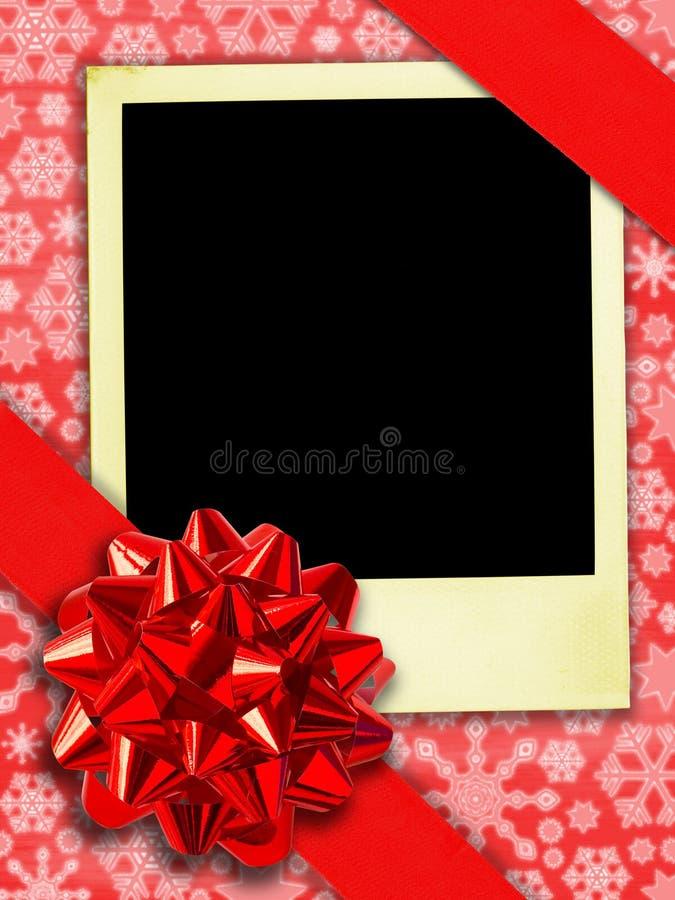 Retornos felizes: Natal fotografia de stock