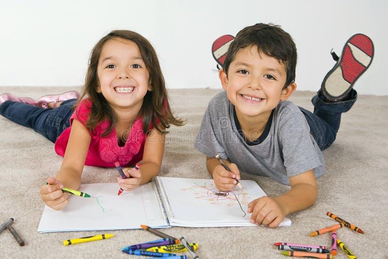 Retrait d'enfant image libre de droits