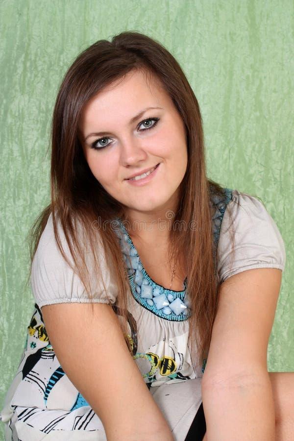 Download Retrato. foto de stock. Imagem de retrato, menina, pessoa - 12800494