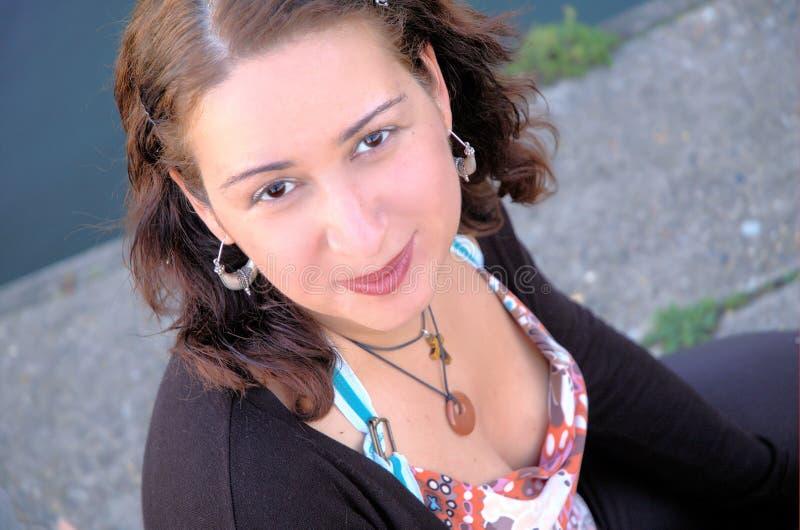 Download Retrato 2 imagen de archivo. Imagen de ojos, piel, outdoor - 1283841