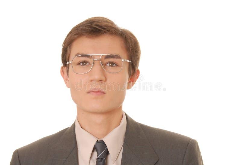 Retrato 5 del hombre de negocios fotos de archivo libres de regalías