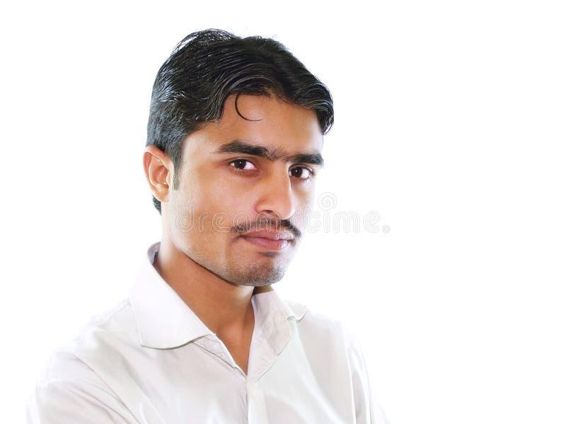 Retrato asiático considerável do homem foto de stock royalty free