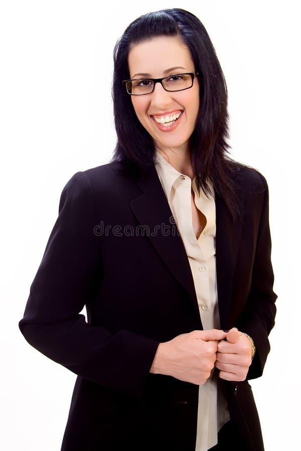 Retrato corporativo ocasional imagem de stock royalty free