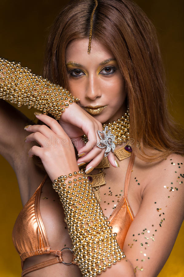 Retrato da beleza fotos de stock royalty free