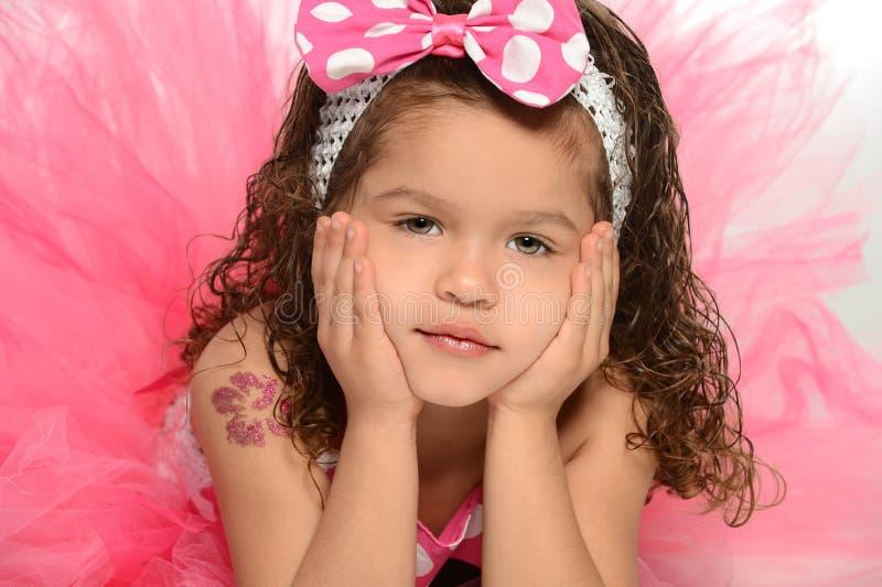 Retrato da criança latino-americano imagem de stock royalty free